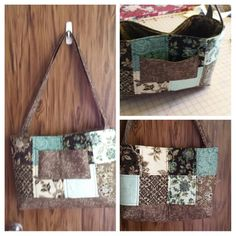 #Missouristarquiltco charm pack bag