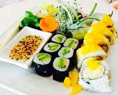 Vege Sushi Love !