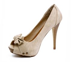 Zapatos Blanco Otoño Invierno 2011 2012