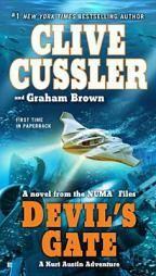 Devil's Gate (The Numa Files) by Clive Cussler Paperback Book