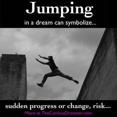 In a dream, jumping can symbolize. I had to jump off the unsteady stairs. People were encouraging me they said jump we'll catch you but I jumped down on my own. Lucid Dreaming, Dreaming Of You, Facts About Dreams, Dream Dictionary, Recurring Dreams, Dream Symbols, What Dreams May Come, Dream Meanings, Sleep Dream