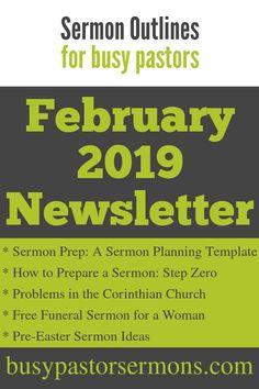 Get the individual sermon series parts