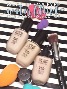 The Anti-Foundation Foundation Bronzer Application, Foundation Application, Body Foundation, Foundation Tips, Bronzer Tips, Blush Tips, Full Face, Face And Body, Nail Polish