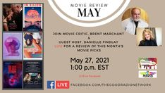 Latest Books, Latest Movies, New Movies, Brain Mapping, Positive Messages, Film Review, What Can I Do, Special Guest, Thursday