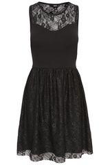 ONLY - kanten jurk