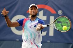 Tennis - first semifinal in three years, Young beats Anderson for the first time in 5 matches. Meets Raonic next Tennis Racket, Beats, American, City, Cities