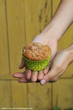 Apple muffin (polish recipe)