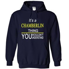 (Tshirt Top Order) Limited Edition- Its a Chamberlin thing. Discount Hot Hoodies, Funny Tee Shirts
