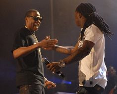 Boxing With The Carters: Jay-Z vs Lil Wayne