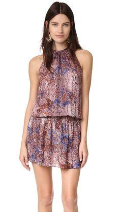 Ramy Brook Women's Paris Sleeveless Dress