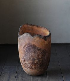 ~ Wood Bowl by Shoji Morinaga