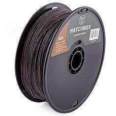HATCHBOX 1.75 MM 1KG Pantone 731 C ABS 3D Printer Filament