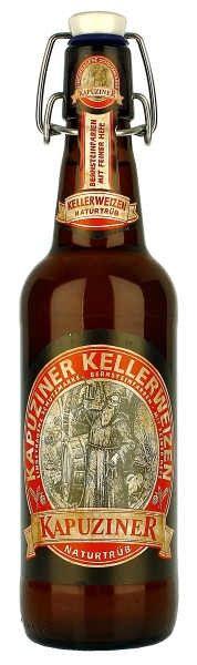 Kapuziner Kellerweizen | Kapuziner | Beers of Europe