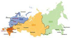 Всероссийская карта Парадов Победы 2015