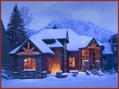 Buffaloberry Bed and Breakfast – Banff National Park
