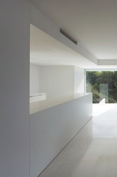 Fran Silvestre Arquitectos, House on the Cliff, Alicante.