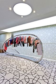 Marni flagship store by Sybarite, Beijing store design