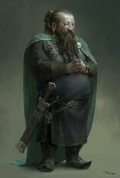 Yorn Tarrenlance - Dwarf