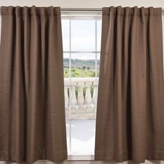 Bellino Single Panel Blackout Curtain