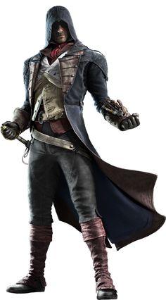 Arno Dorian - The Assassin& Creed Wiki - Assassin& Creed . The Assassin, Assassin Costume, Assassins Creed Unity, Assassins Creed Series, Asesins Creed, All Assassin's Creed, Geeks, Connor Kenway, Arno Dorian