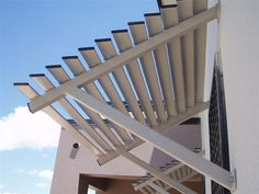 For awnings and awning products, including adjustable louvres and window slatting, look no further than Superior Screens, specialising in COLORBOND® Steel products. Window Privacy, Window Awnings, Window Screens, Privacy Screens, Door Overhang, Garage Pergola, Wood Slats, Wood Grain, Shutters