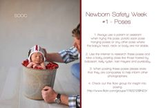 Inspiration For New Born Baby Photography : #NewbornSafetyWeek 11/07/2011-11/13/2011 Please join the photography industry ca