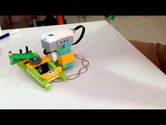 Lego Wedo 2.0 Spirograph - YouTube