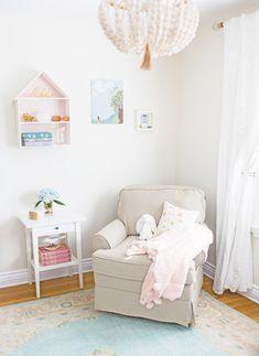 Project Nursery - neutral pastel nursery