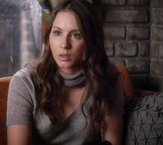 "Spencer's Rachel Zoe Deedee Turtleneck Sweater Pretty Little Liars Season 4, Episode 23: ""Unbridled"""