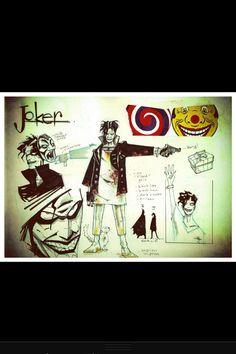 Joker by Gerard