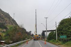 Trabajos de reposición del acueducto sobre el Río Clarillo en Virginia Subercaseaux, mantendrán interrumpido el tránsito hasta las 13 horas de este miércoles 8 de octubre.