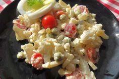Potato Salad, Cauliflower, Potatoes, Ethnic Recipes, World, Cauliflower Salad, Recipes, Cauliflowers, Potato