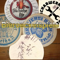 House Of Cards, Beer Stein, Beer Coasters, Brewery, Tape, Cardboard Paper, Ideas