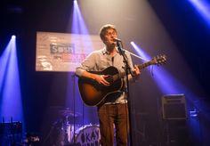 Ivory Lake à l'open mic de Tourcoing le 17 avril 2014 au Grand mix. Crédit photo : Emmanuel poteau