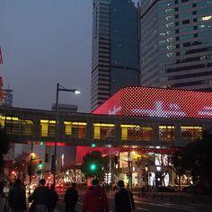 #上海 #夜景 #shanghai #travel #trip #china #night #nice #cool #photography #photooftheday #photo