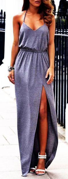 #summer #fashion / lavender