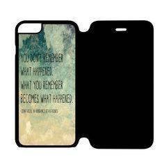 An Abundance of Katherines iPhone 6 Plus Flip Case Cover