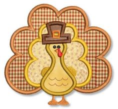 Thanksgiving TShirts with Applique by NanniesNeedleworks on Etsy