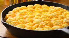 cheesy, jalapeño popper monkey bread