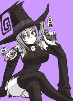 Medusa Arrows And Blair Soul Eater