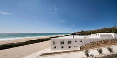House of the Infinite in Cádiz - Alberto Campo Baeza