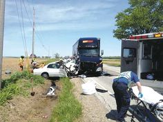 Four crashes in less than 24 hours result in two dead - Times Bulletin