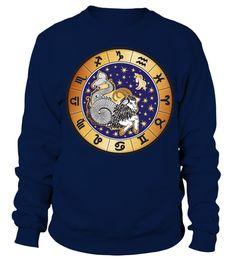 Capricorn December January bithday Legend Zodiac Sign Horoscope Astrology Astronomy shirt