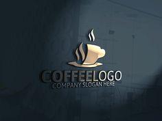 Coffee Logo by Josuf Media on Creative Market