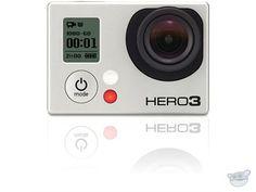 GoPro HD HERO3 - Black Edition Camera