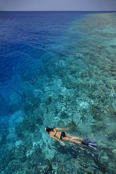 Snorkelling. Been there..done that!