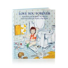 Love You Forever recordable storybook