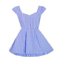 Dorothy Bow Back Dress