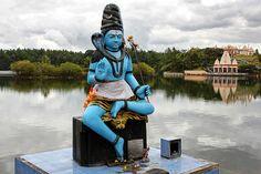 Ile Maurice - Grand Bassin - temple hindou