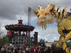 Le Cheval-Dragon prêt pour Pékin - W O D K A